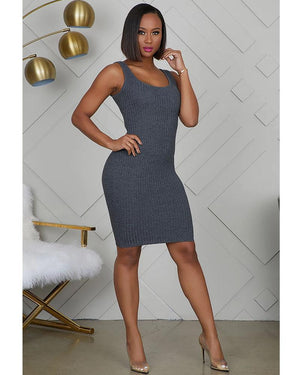 Sweater Dress Set