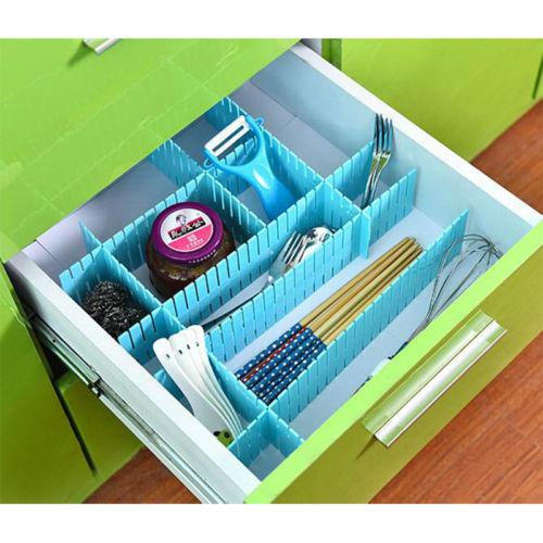 Free Combination Adjustable Drawer Organizer -60%OFF