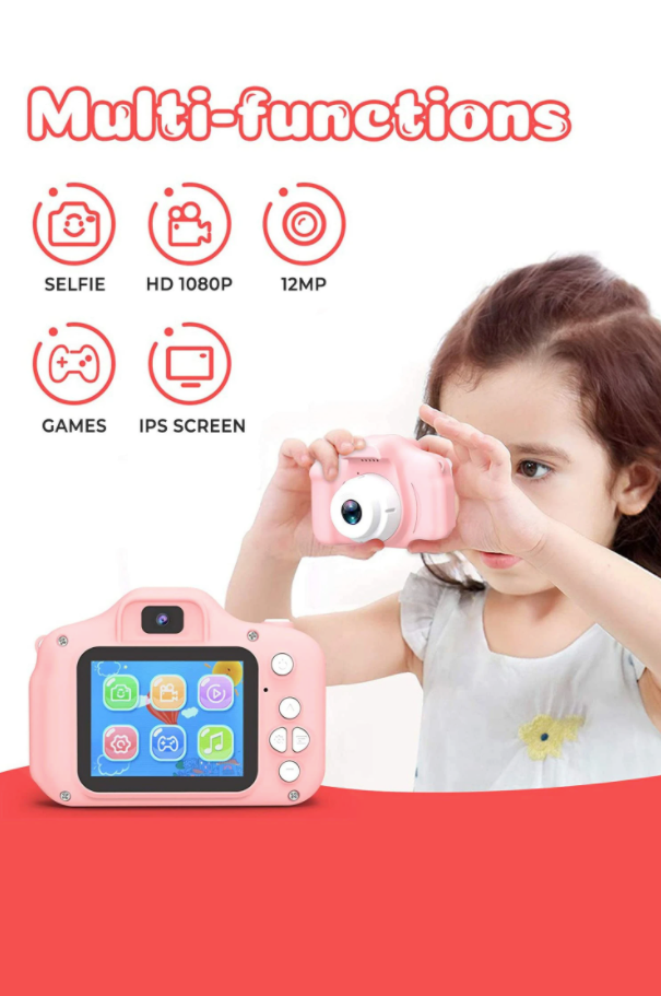 LittleLens Kids Digital Camera