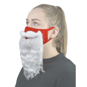 Santa Beard Costume Cover - Christmas Gift