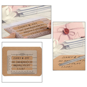 Envelope Guide -60%OFF
