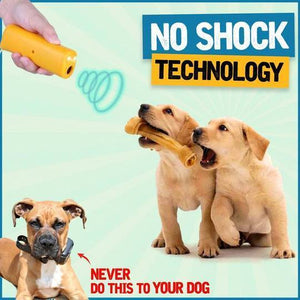 GoodBoy - 3 in 1 Anti-Barking Device