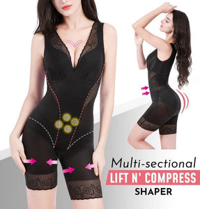 Multi-sectional Lift n' Compress Shaper