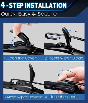 All-Season Hybrid Wiper Blades