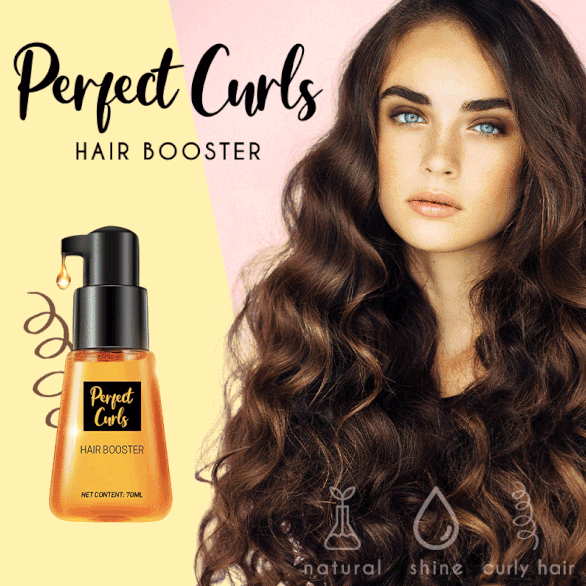 Cute Curls Hair Booster