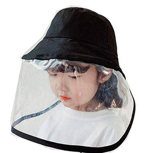 PROTECTION HAT: Wind-proof, dust-proof, Germ-proof