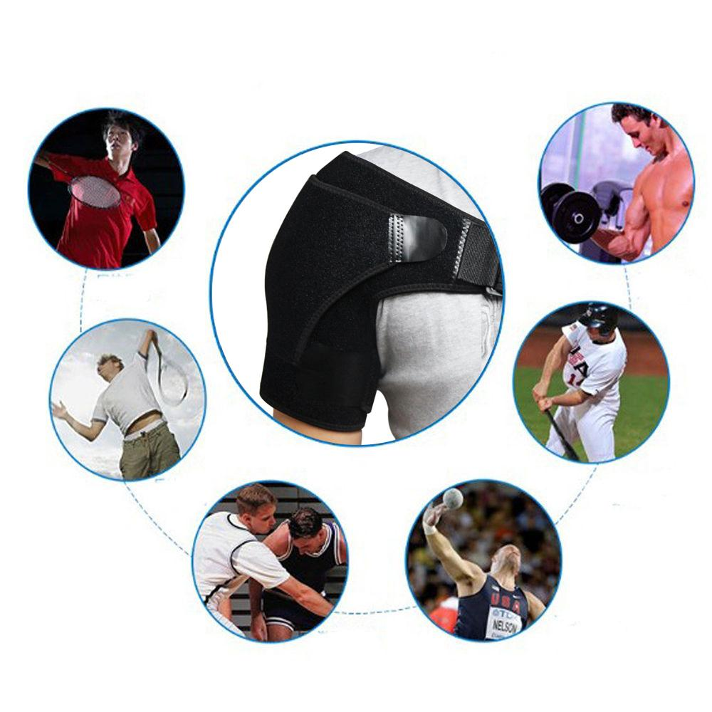 Adjustable Orthopedic Shoulder Brace