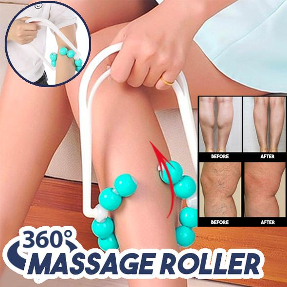 360° All-Round Massage Roller -60%OFF