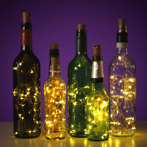 BOTTLE LIGHTS -60%OFF