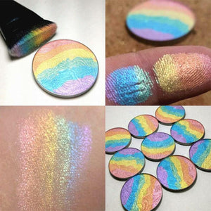 Rainbow Highlighter Eyeshadow