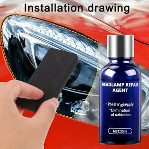 headlight polish