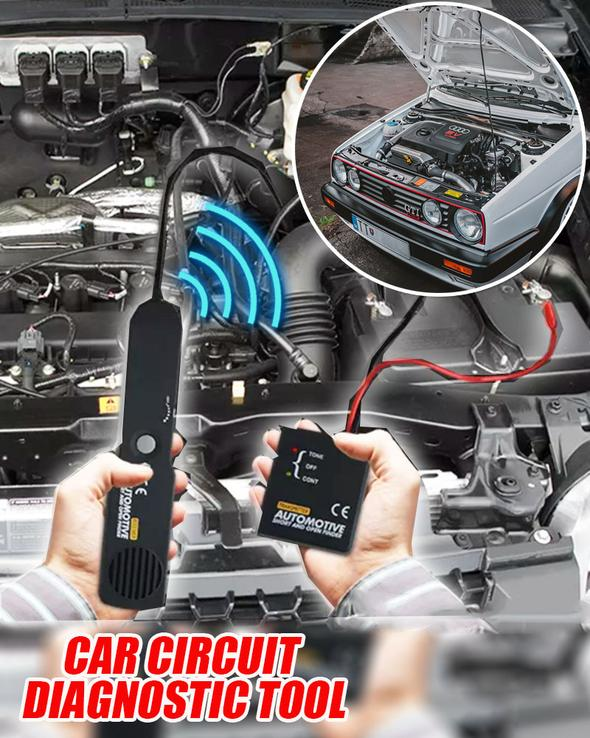 Digital Car Circuit Scanner Diagnostic Tool