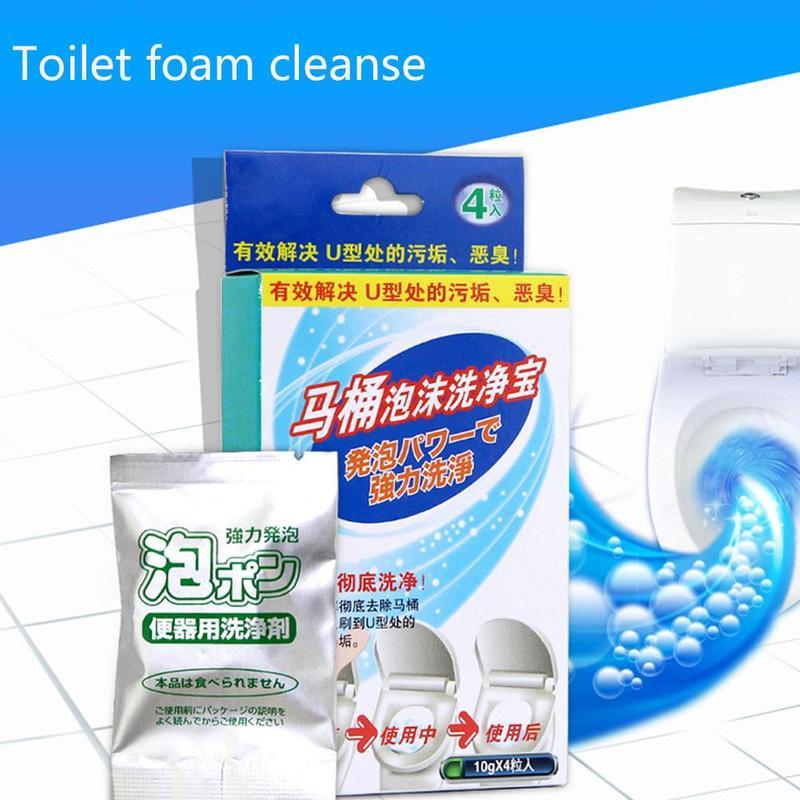 Toilet Bubble Bomb Cleaner -70%OFF