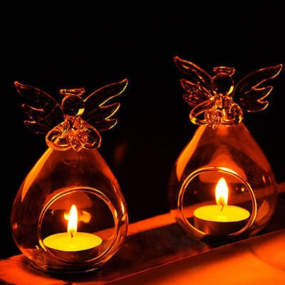 """Guardian Angel"" - Candle Holder -60%OFF"