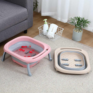 FootBath - Foldable Foot Spa Basin