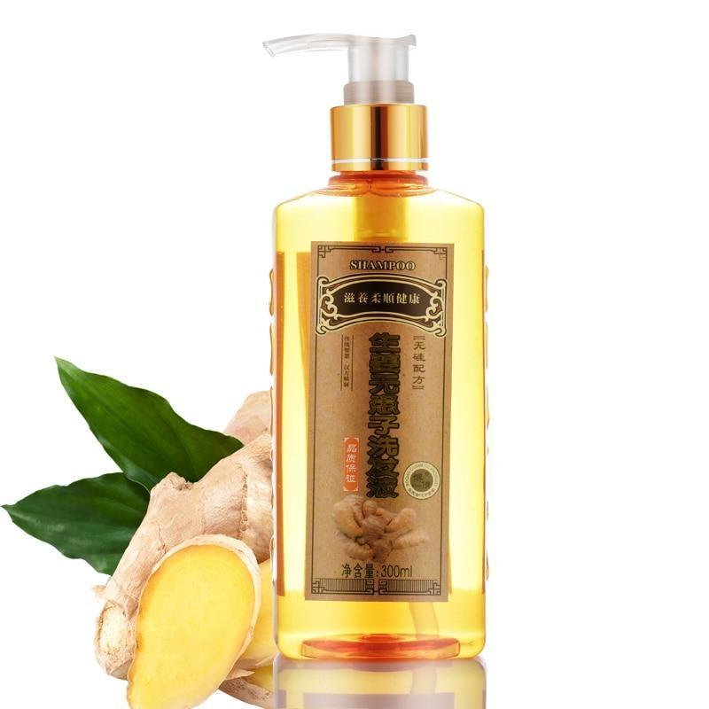 Ginger Anti Hair-Loss Shampoo