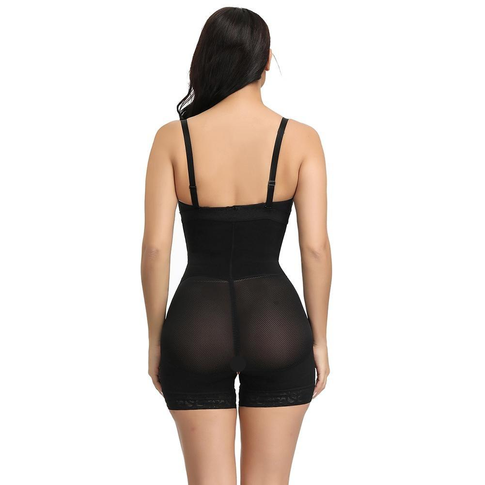 Tummy Control Seamless Body Shaper