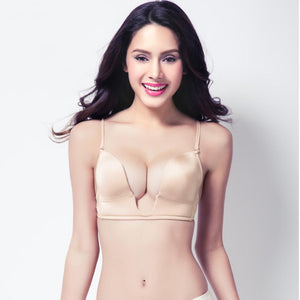 Invisible Push up Bra - 70% OFF!