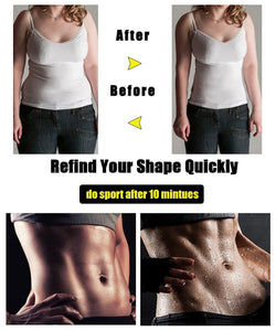 Sauna Effect Body Shaper Waist - 70% OFF!