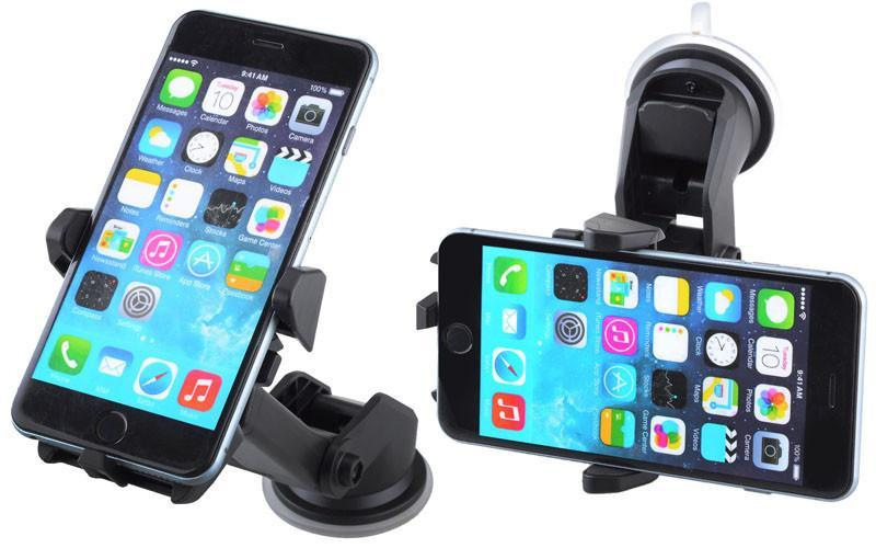360 Degrees Car Mobile Phone Holder