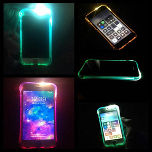 Call LED Light iPhone Case - 70%OFF