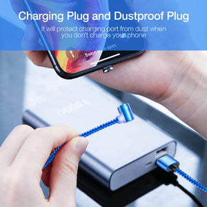 360 Magnetic Charging Cable -60%OFF