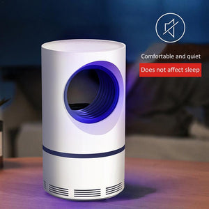 MOSQUITO VORTEX™ - USB POWERED LED MOSQUITO KILLER LAMP [QUIET + NON-TOXIC]