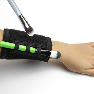 Makeup Brush Cleaning Wrist