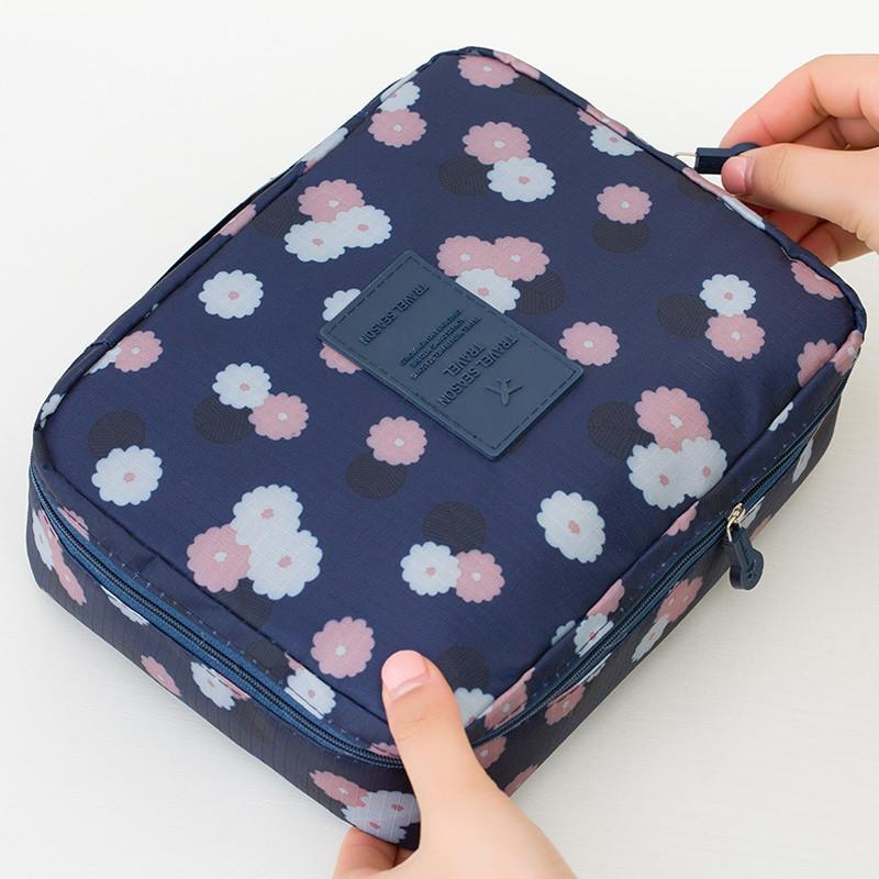 Colorful Makeup Cosmetic Bag