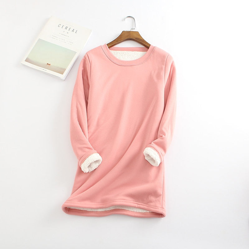 Cashmere Long Sleeve Warm Sweater