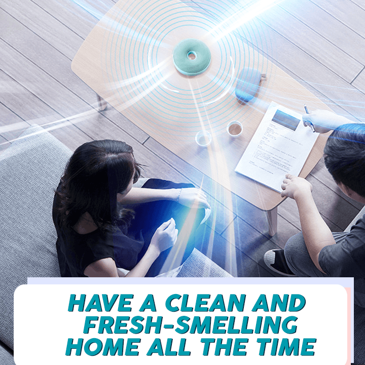 Ozone Air Purifier & Deodorizer - 60%OFF!