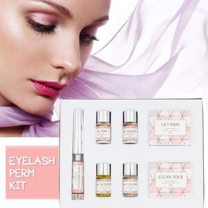 Professional Eyelash Extension Kit