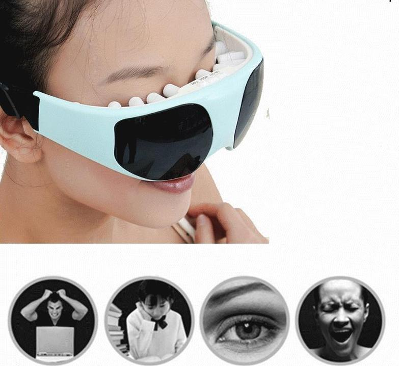 Anti-Migraine Eye Massager Device - 70% OFF!