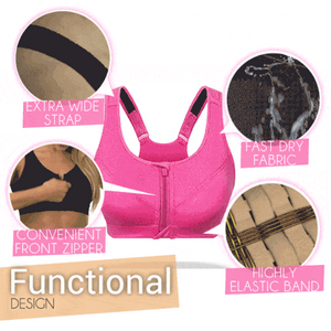 InstaFit Wireless Sports Bra