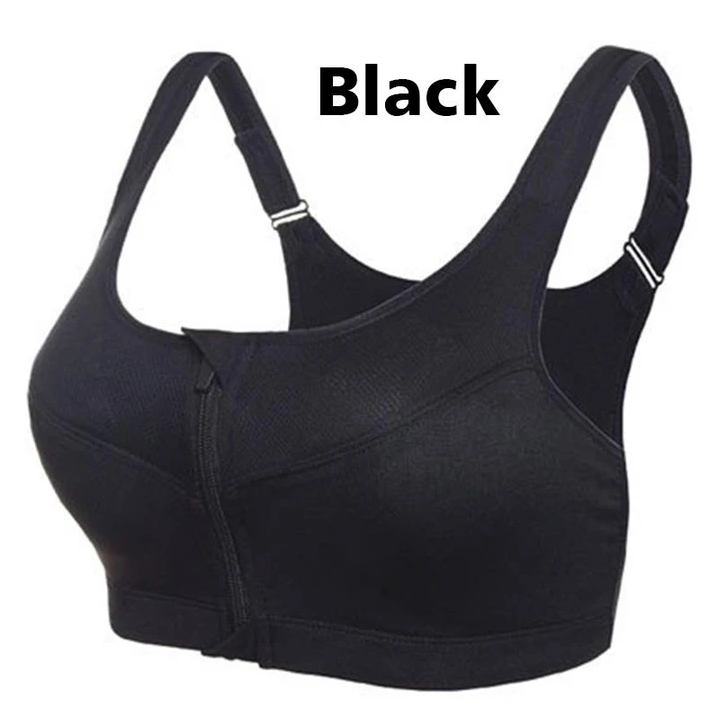 InstaFit Front Closure Sports Bra
