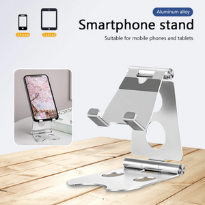 Portable & Foldable & Adjustable Cell Phone Stand