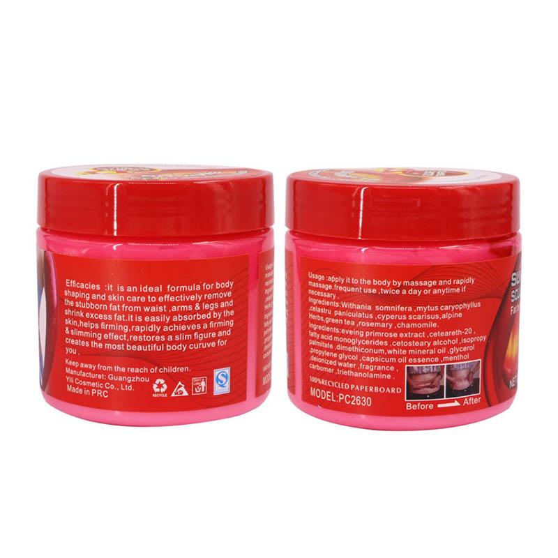 Slimming Fat Burning Cream