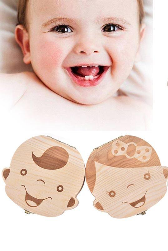 BadassBaby Tooth Box -60%OFF