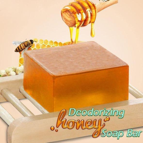 Moisturizing Honey Soap Bar - 70%OFF!