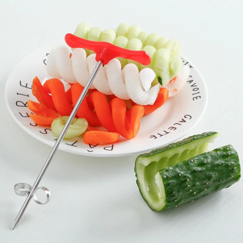 Fruit Spiral Knife