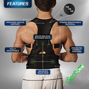 Posture-Corrective Therapy Back - 60%OFF!