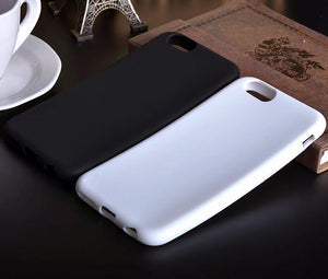 Soft Silicone Cover For iPhone 6