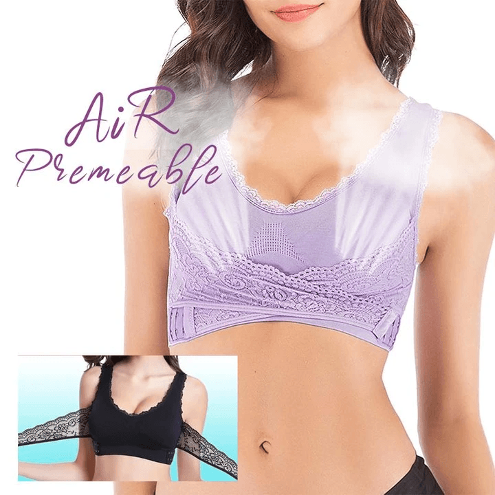 InstaComfort Wireless Lace Lifting Bra- BUY 2 GET 1 FREE