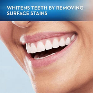 Natural White - Intense Stain Remover & Whitening Toothpaste