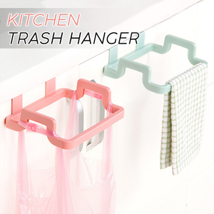 Kitchen Trash Hanger -60%OFF