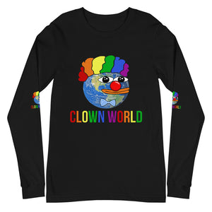 Clown World Long Sleeve Tee