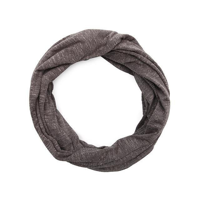 Convertible Fashion Scarf with Pocket - 60% OFF!