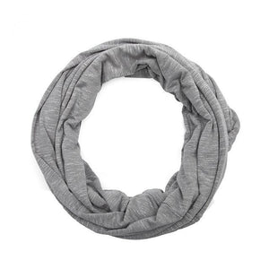 Convertible Fashion Scarf with Pocket