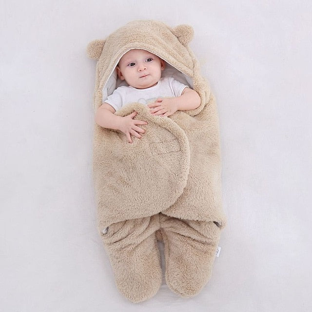 Cute Newborn Baby Blanket