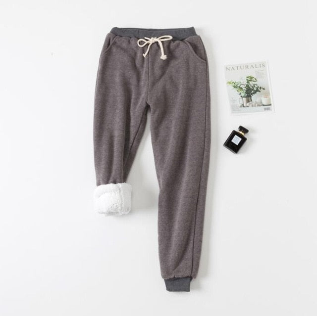 Ultra Warm Pants -  (Premium Ultra Durable Cashmere)